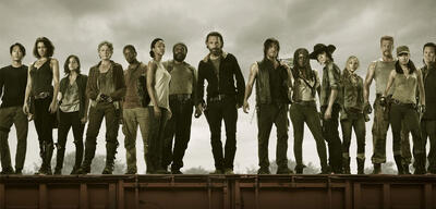 Der Cast von The Walking Dead