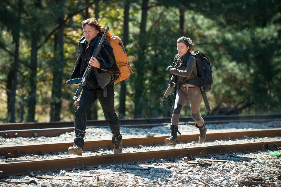 Stream The Walking Dead Staffel 6