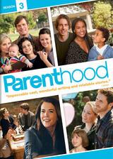 Parenthood - Staffel 3 - Poster