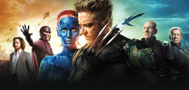 Die X-Men in Zukunft ist Vergangenheit