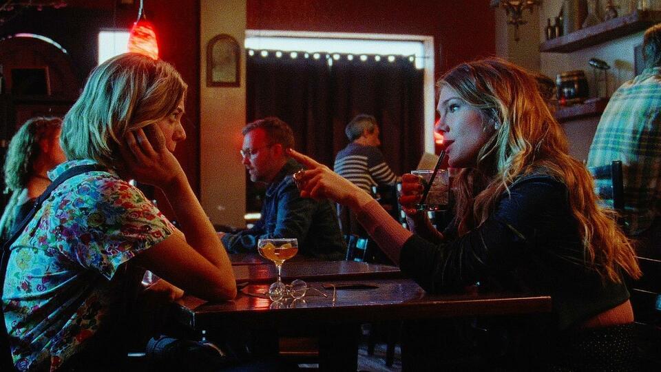Golden Exits mit Analeigh Tipton und Lily Rabe