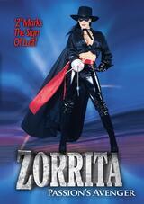 Zorros kleine Schwester: Rache & Verführung - Poster