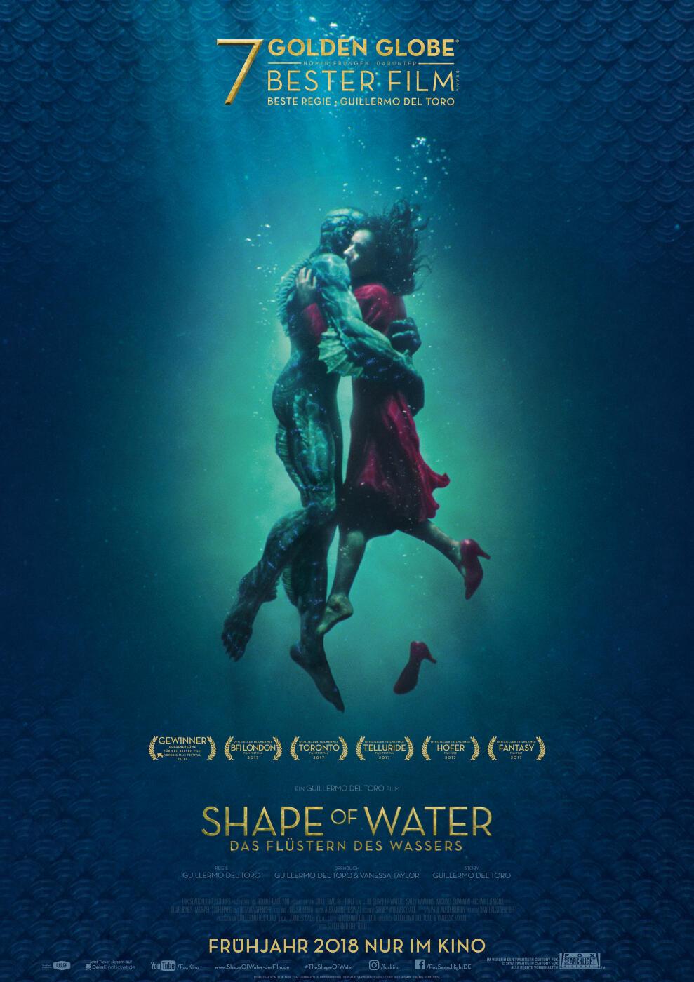 Shape Of Water Moviepilot