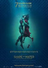 Shape of Water - Das Flüstern des Wassers  - Poster