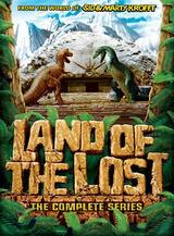 Im Land der Saurier - Poster
