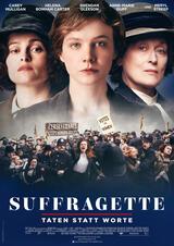 Suffragette - Poster