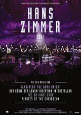 Hans Zimmer Live - Poster