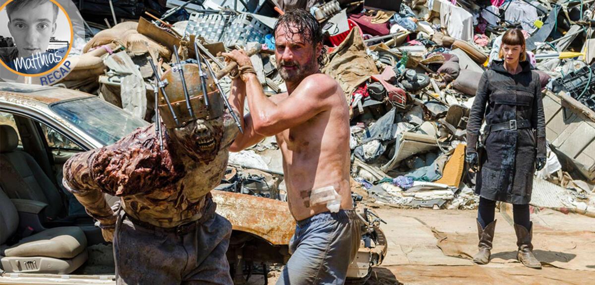 The Walking Dead Staffel 1 Folge 1
