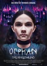 Orphan - Das Waisenkind Poster
