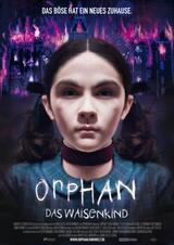 Orphan - Das Waisenkind - Poster