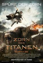 Zorn der Titanen Poster