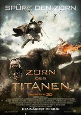 Zorn der Titanen - Poster