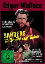 Sanders und das Schiff des Todes - Poster