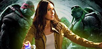 Bild zu:  Teenage Mutant Ninja Turtles 2 mit Megan Fox