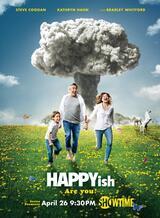 Happyish - Poster