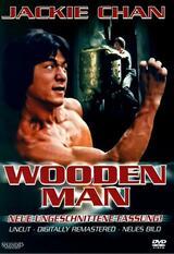 Wooden Man - Poster