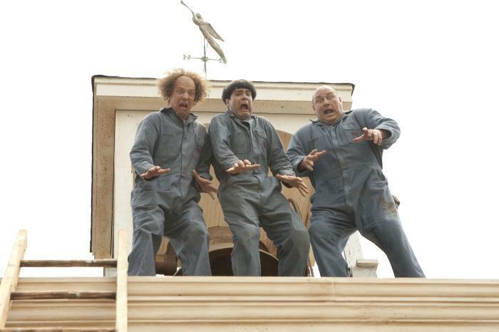 Die Stooges - Drei Vollpfosten drehen ab mit Sean Hayes, Chris Diamantopoulos und Will Sasso