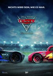Cars 3 - Evolution Poster
