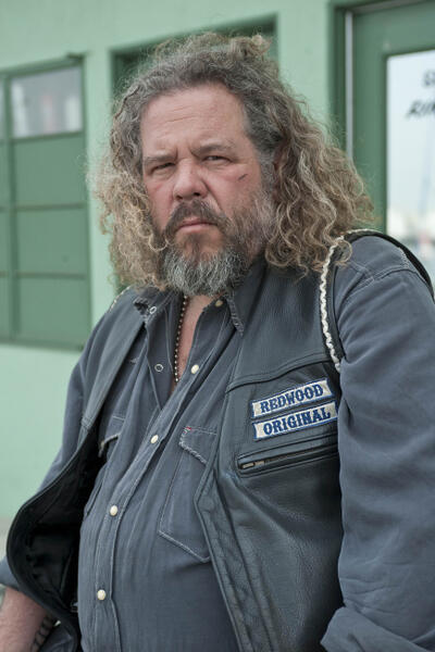 Mark Boone Junior in Sons of Anarchy