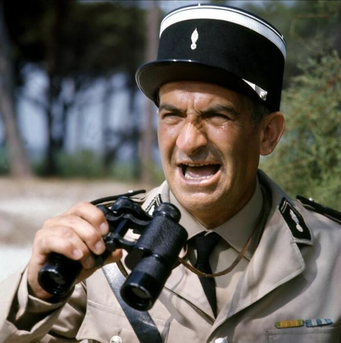 Der Gendarm von Saint Tropez   Bild 10 von 13   Moviepilot.de