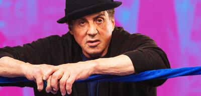 Wird bald zum Superhelden: Sylvester Stallone