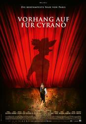Vorhang auf für Cyrano Poster