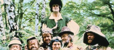 John Cleese als fieser Robin Hood