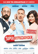 Super-Hypochonder - Poster