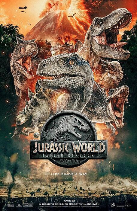 Jurassic World 2 Besetzung