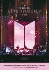BTS World Tour: Love Yourself - in Seoul - Poster