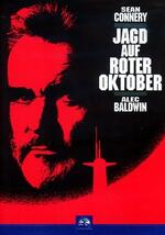 Jagd auf Roter Oktober Poster
