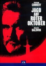Jagd auf Roter Oktober - Poster