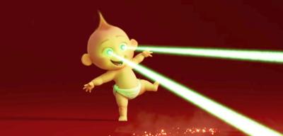 Die Unglaublichen 2 - Superbaby Jack-Jack