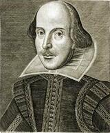 Poster zu William Shakespeare
