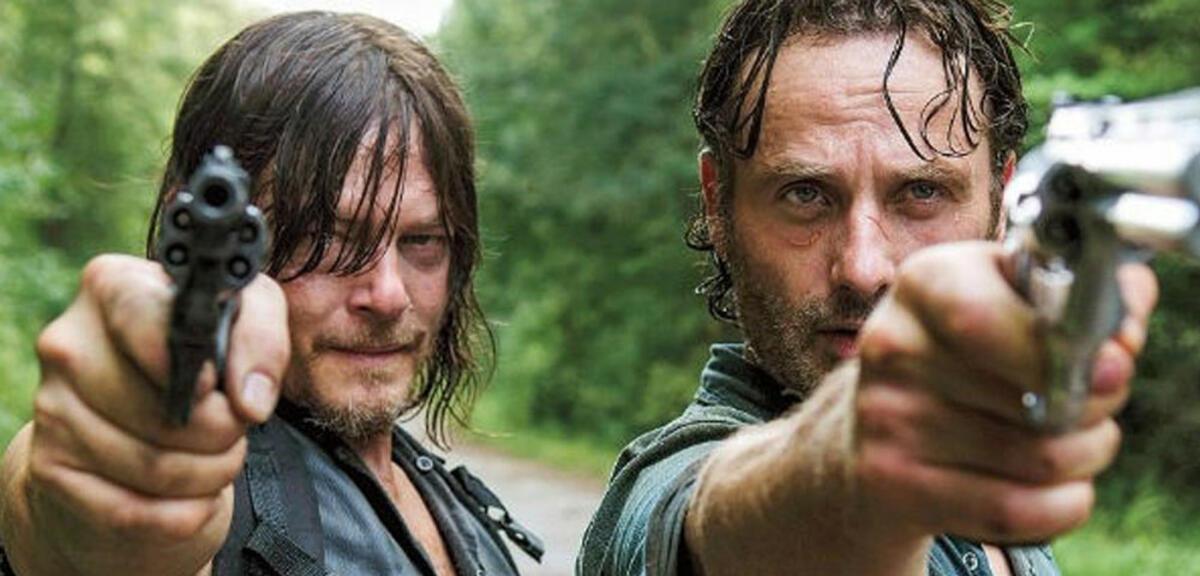 The Walking Dead Alle Staffeln Deutsch