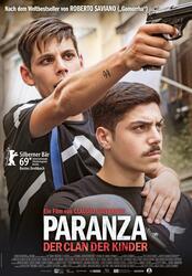 Paranza - Der Clan der Kinder Poster