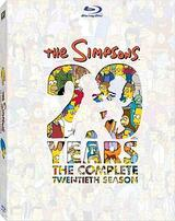 Die Simpsons - Staffel 20 - Poster