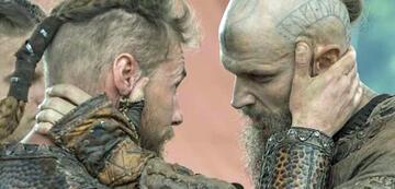Vikings: Ubbe und Floki