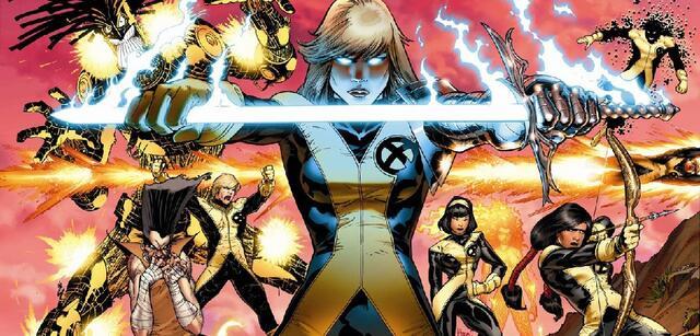 The New Mutants in der Comic-Version