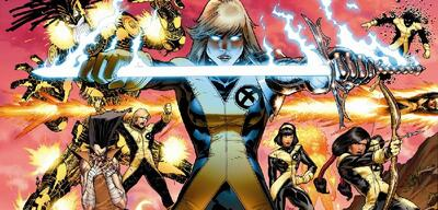 The New Mutants in der Comic-Version