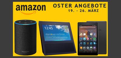 Oster-Angebote-Woche mit Rabatten auf Amazon Geräte