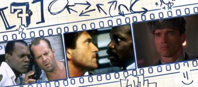 7 Buddy-Actionfilme, die David mit Freunden guckt