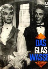 Das Glas Wasser
