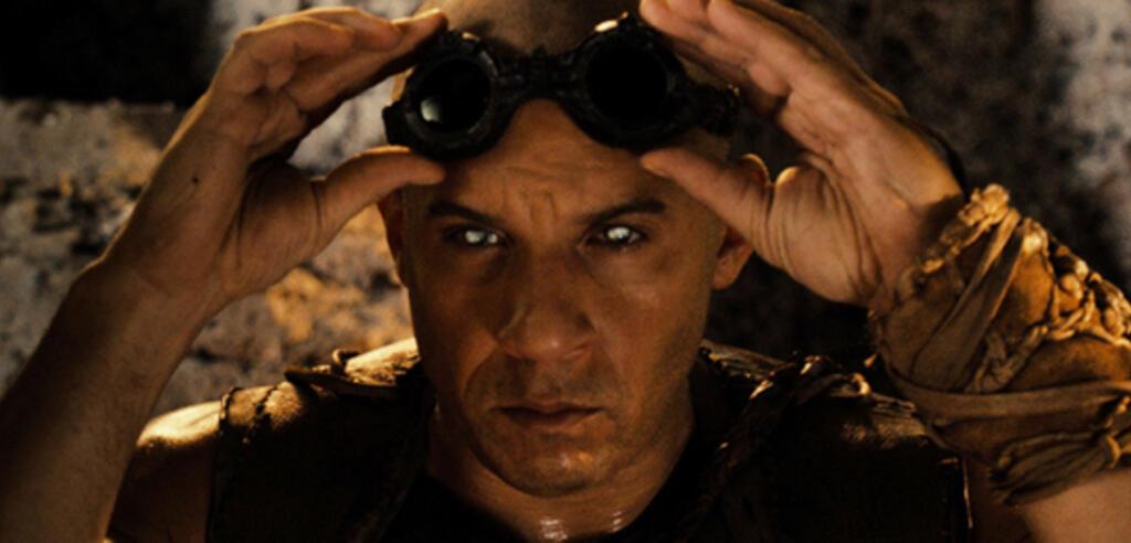 Vin Diesel als Riddick