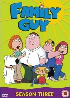 Family Guy - Staffel 3