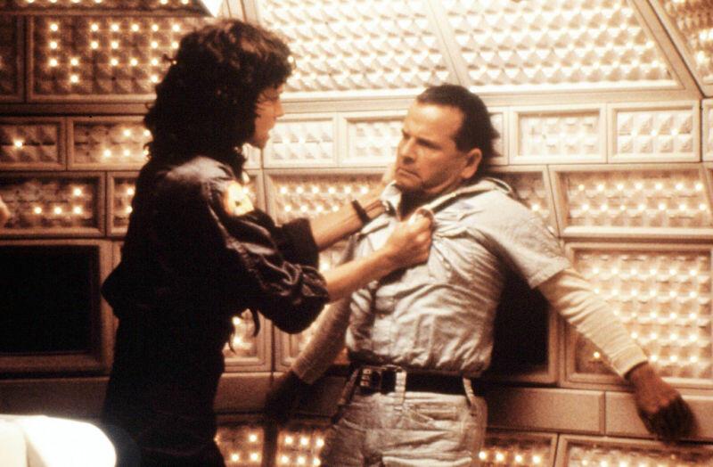 Alien - Das unheimliche Wesen aus einer fremden Welt mit Sigourney Weaver
