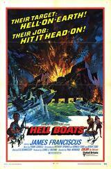 Hellboats - Grüße aus der Hölle - Poster