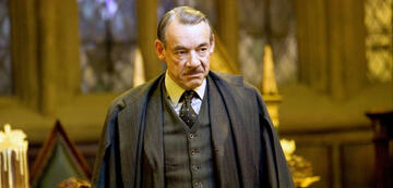 Roger Lloyd-Pack als Barty Crouch Sr. in Harry Potter