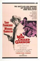 Sein Name war Gannon - Poster