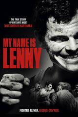 My Name is Lenny  - Poster